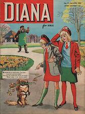 Diana for Girls Magazine No. 111  3 April 1965