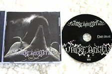 """WHERE ANGELS FALL """"Dies Irae"""" CD-EP 2004 Gothic Metal from Norway, sehr gut, rar"""