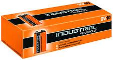 DURACELL Industrial E-Block 9,0 Volt 785 mAh 10er Tray 6LP3146 9V-Block