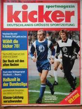 KICKER 100 - 13.12. 1976 Nigbur Gladbach-Bayern 1:0 BVB-Schalke 2:2 Wattenscheid