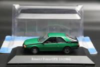 Altaya 1:43 IXO Renault Fuego GTX 2.0 1984 Auto Diecast Models Limited Edition