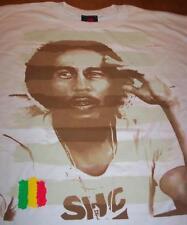 BOB MARLEY FLAG STRIPES T-Shirt 3XL XXXL NEW