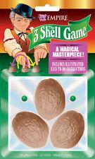 Morris Costumes Three Shells Pea Game Trick. LA56