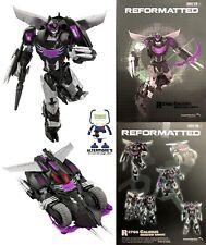 Mastermind Creations R-27G Sombra Fantasma calidus alias Roto Vidrio Rodimus Y En Caja Sellada