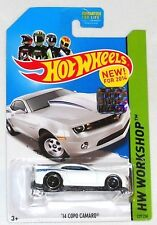 2014 HOT WHEELS RLC FACTORY SET WORKSHOP SERIES 2014 COPO CAMARO