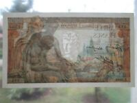 FRANCE BILLET 1000 Francs Déesse Demeter - 07-01-1943
