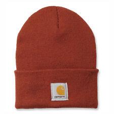 Cappelli da uomo arancioni acrilici  71d133c575d0