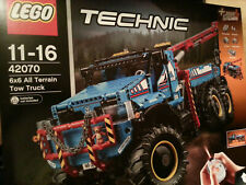 LEGO Technic Allrad-Abschleppwagen (42070) NEU/OVP