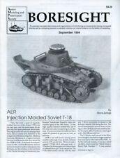 Boresight Aer Injection Molded Soviet T-18 Vol.2 No.5 9.1994 September Magazines