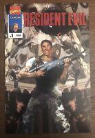 Resident Evil #1 1996 first printing Original Comic Book  1st Resident Evil