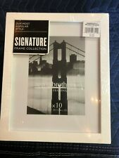 NEW Aaron Brothers Signature Series Wood 8 X 10 PICTURE FRAME