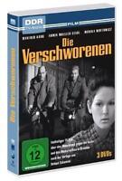 Die Verschworenen - DDR TV-Archiv [3 DVD Set] Manfred Krug Neu!