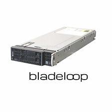 HP BL460c Gen8 8 Core Blade Server, 2x Intel Xeon E5-2609, 32 GB RAM, 554FLB 10G