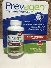 Prevagen EXTRA STRENGTH 20mg Capsules 60 Capsules - Brand New Factory Sealed