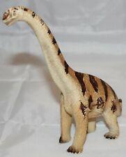 """2002 Schleich Brachiosaurus Dinosaur 6.25"""" Tall Figure"""