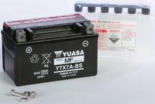 YUASA BATTERY YTX7A-BS SEALED YUAM32X7A MC Honda