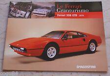 Le Ferrari Granturismo - Numero 52 - Ferrari 308 Gtb 1975 - De Agostini