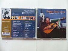 CD Album ROGER MC GUINN Treasures from the Folk Den 1210 HYP