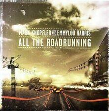 CD SALE!! ~ MARK KNOPFLER & EMMYLOU HARRIS ~ ALL THE ROADRUNNING ~ 12 TRACKS