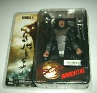 THE IMMORTALS ACTION FIGURE Series 1 NECA - REEL TOYS - MOVIE 300 - NEW RARE