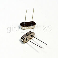 US Stock 20pcs 5MHZ 5.000M HZ HC-49S Crystal Oscillator Arduino Breadboard