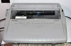 Brother GX-6750 Correcting Daisy Wheel Electronic Typewriter - Works Great!!