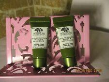 2 x Origins Mega-Mushroom Relief & Resilience Soothing Cream .17 oz travel sz