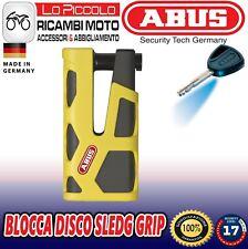 Abus 6500/110, Sh, Bordo, Granit X-Plus Big, Lucchetto per Bicicletta 110cm