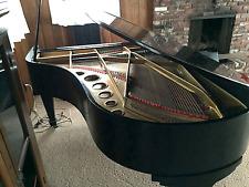 Circa 1980 Kimball Bosendorfer Design Grand Piano 6ft 7in