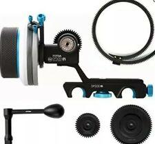 Fotga DP500III Follow Focus w/ A/B Hard Stop ,15mm Quick Release Rod Clamp