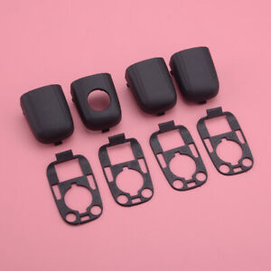 8X Door Handle End Cap Cover fit for Peugeot 307 / Citroen C2 C3