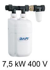 Chauffe eau instantané DAFI 7,5 kW 400V avec connecteur (biphasé) !#!