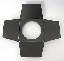Für Elinchrom Barndoor 18cm 21cm zu Canon Sony Nikon Pentax Leica Hasselblad