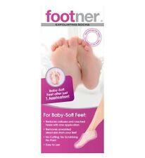 Footner Exfoliating Socks GET YOUR FEET SUMMER READY!