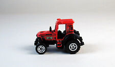Matchbox Farm Tractor Red No Package