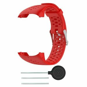 Silicone Watch Band Wrist Strap Bracelet Replacement for Polar M400 M430 #CBY