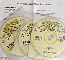 RADIO SHOW: GOOD TIME OLDIES 97-25 BEACH BOYS FEATURE; BEATLES, NILSSON, REDBONE
