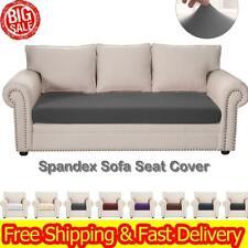 Stretch Sofa Seat Covers Furniture Protector Elastic Settee Cushion Slipcover UU