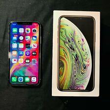 Apple iPhone X - 64GB - Silver (Unlocked) A1901 (GSM) (CA) iCloud