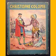 CHRISTOPHE COLOMB Madeleine Charlier Éditions Gordinne années 1930-1940