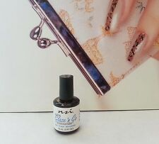 1/2oz Glaze N Go 15ml Brushes on UV Tack Free Gel Sealant use over Gel, Acrylic