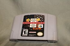 Namco Museum 64 (Nintendo 64, 1999) Cleaned & Tested
