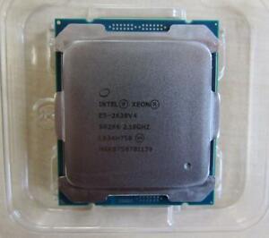 Intel Xeon E5-2620V4 85W SR2R6 8x 2,1 GHz LGA2011-3