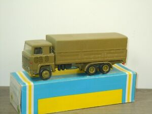 Scania LBS 140 Army Truck - Nacoral Spain 1:50 in Box *48108