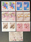 Australian Decimal Stamps: 2008 For Every Occasion - Double Set of 7 P&S MNH