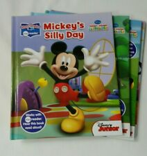 Story Reader Me Reader Mickey Mouse Clubhouse Book Lot Mickey Disney Junior