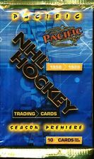 3 PACK LOT 1998-99 PACIFIC HOCKEY