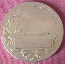 médaille bronze Aquitania 1931