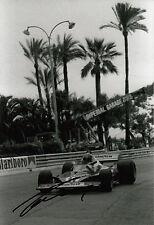 Niki Lauda Hand Signed F1 Scuderia Ferrari 12x8 Photo 1.