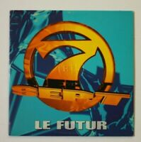 7 // SEPT : LE FUTUR (RAP Montreuil) ♦ RAP R'n'B CD Single ♦